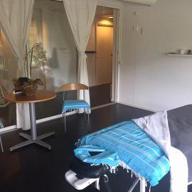 Invigning av massagerum i Höganäs – Välkomna